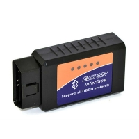 Адаптер ELM327 OBDII Bluetooth для Android, PC, MacOS