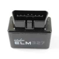 Адаптер ELM327 OBDII Bluetooth Mini для Android, PC, MacOS
