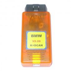 Автосканер BMW SCANNER V2.20 K+DCAN